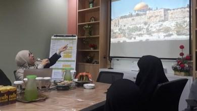 Photo of Di Makassar, Aktifis Muslimah Al Quds Ceritakan Kondisi Umat Islam Palestina
