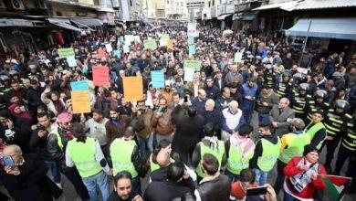 Photo of Aksi Besar-besaran Tolak 'Deal of Century' Digelar di Yordania