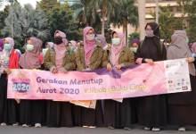 Photo of Gerakan Menutup Aurat Digelar di Jakarta