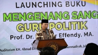 Photo of Wakil Ketua MPR: Pernyataan Kepala BPIP Radikal, Ahistoris dan Irrasional