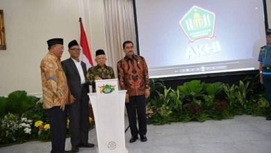 Photo of Wapres Kiai Ma'ruf Minta Para Khatib Sebarkan Toleransi