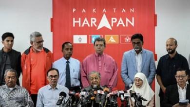 Photo of PM Malaysia Mahathir Mohamad Mengundurkan Diri