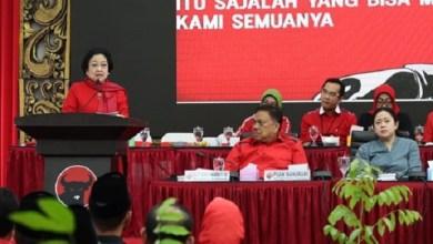 Photo of Megawati Heran Masyarakat Sumatera Barat tak Sukai PDIP