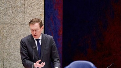 Photo of Kelelahan Atasi Corona, Menteri Belanda Mundur