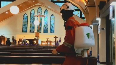 Photo of Tim Dompet Dhuafa Lakukan Penyemprotan Disinfektan di Vihara dan Gereja