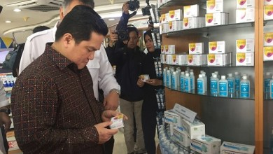 Photo of Menteri BUMN: Kimia Farma Punya Tiga Juta Chloroquine