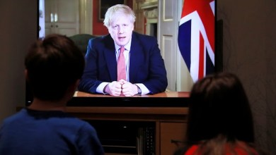 Photo of Inggris Lockdown Tiga Pekan