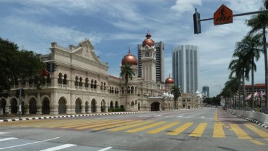 Photo of Antisipasi Corona, Malaysia 'Lockdown' Selama Dua Pekan