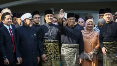 Photo of Muhyiddin Yasin Tolak Disebut Pengkhianat