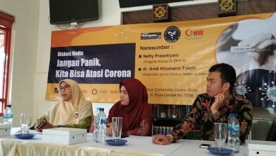 Photo of Corona Masuk ke Indonesia, Anggota DPR: Kata Milenial Pemerintah Terlalu Santuy