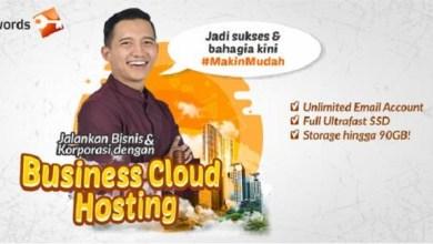 Photo of Qwords Luncurkan Business Cloud Hosting untuk Korporasi
