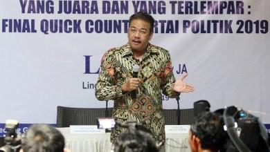 Photo of LSI Denny JA Ikut Prediksi COVID-19, Efek Penundaan Pilkada Serentak?