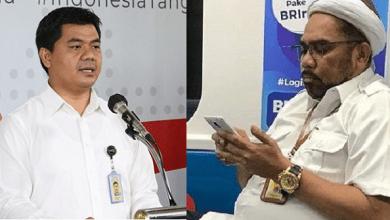 Photo of Keterangan Ngabalin Soal Pegawai Positif Corona Dibantah Plt Deputi KSP