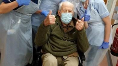 Photo of Di Inggris, Kakek 101 Tahun Sembuh dari Infeksi Corona