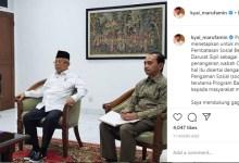 Photo of Wapres Minta BAZ Segera Sosialisasikan Pengumpulan Zakat Sebelum Ramadhan