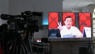 Photo of Luhut: Larangan Mudik Berlaku Mulai 24 April, Sanksi Diberlakukan Mulai 7 Mei