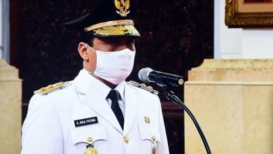 Photo of Presiden Jokowi Lantik Riza Patria sebagai Wagub DKI Jakarta