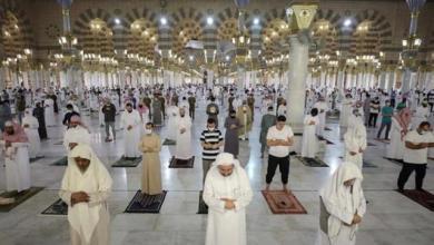 Photo of Masjid Nabawi Telah Dibuka dengan Protokol Kesehatan