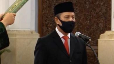 Photo of Sah, Boy Rafli Resmi Jadi Kepala BNPT