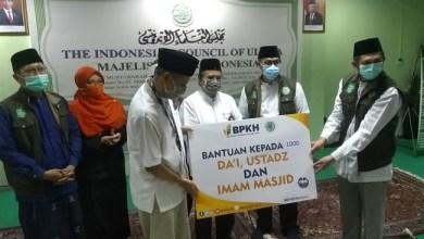 Photo of BPKH Salurkan Bantuan Tunai untuk 1000 Guru Ngaji Melalui MUI