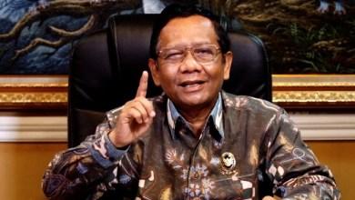 Photo of Mahfud MD: Pemerintah Tolak Pemerasan Pancasila Menjadi Trisila dan Ekasila