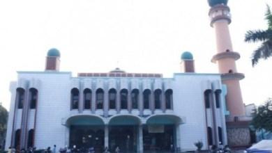 Photo of Masjid Jami' Al Munawar di Pancoran Mulai Jumatan