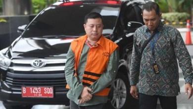 Photo of Saeful Bahri, Kader PDIP Penyuap Annggota KPU Divonis 20 Bulan Penjara