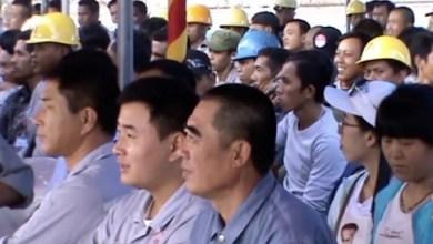 Photo of TKA China Datang, Bukti Cengkraman Asing Kian Kuat?