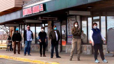 Photo of Sejak Pandemi, Sudah 38 Juta Warga di AS Kehilangan Pekerjaan