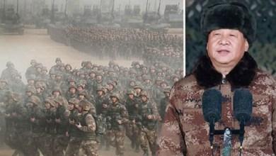 Photo of Xi Jinping: Militer China Harus Siap Perang!