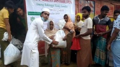 Photo of eLKISI Mojokerto Bantu Korban Kebakaran Kamp Rohingya