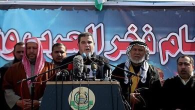 Photo of Hadapi Rencana Aneksasi Israel, Hamas Serukan Persatuan Palestina