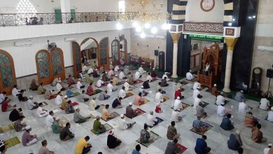 Photo of DMI Serukan Masjid Dibuka untuk Shalat Berjamaah dengan Protokol Kesehatan