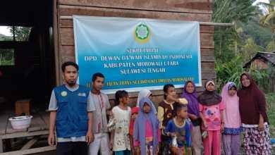 Photo of Alhamdulillah, Dua Dai Dewan Dakwah  'Nyangkut' di Pelosok Negeri