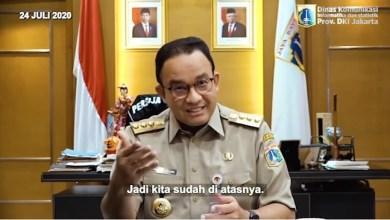 Photo of PSBB Ketat, Anies Tak Berlakukan Surat Izin Keluar Masuk Jakarta