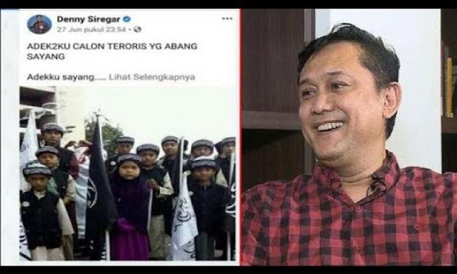 Giliran Dilaporkan ke Polisi, Denny Siregar Sebut sebagai ...