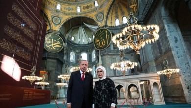 Photo of Hagia Sophia Sudah Siap Sambut Umat Islam untuk Jumatan Perdana