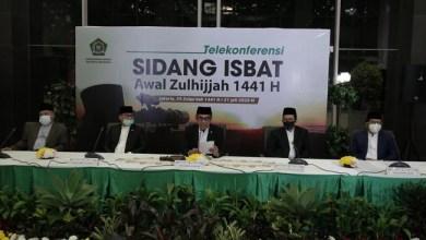 Photo of Menag: Iduladha 1441 H Jatuh pada 31 Juli 2020