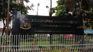 Photo of Empat Pastor dan Satu Uskup Agung di Medan Positif COVID-19