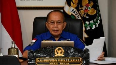 Photo of Syarif Hasan: Presiden Harus Tegas Tolak RUU HIP, Bukan Ganti Nama Jadi RUU PIP