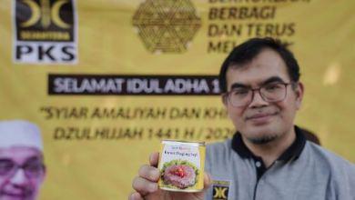 Photo of DPP PKS Salurkan 18 Ribu Kornet Daging Kurban untuk Ketahanan Pangan