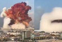 Photo of Ledakan Dahsyat di Beirut, 50 Orang Tewas Ribuan Lainnya Luka-luka