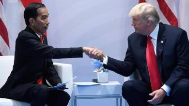 Photo of Presiden Jokowi Selevel dengan Presiden Trump