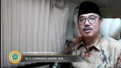Photo of LPPOM MUI Ajak UMKM Urus Sertifikat Halal