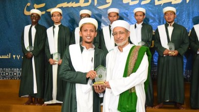 Photo of Putra Palembang Raih Cumlaude di Universitas Al-Ahgaff Yaman