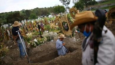 Photo of Meksiko, Peringkat Ketiga di Dunia Tingkat Kematian Akibat Covid-19