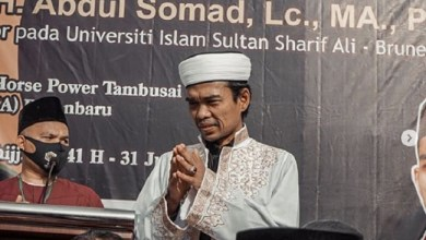 Photo of Potong Sendiri Sapi Kurbannya, UAS Dibantu Juleha