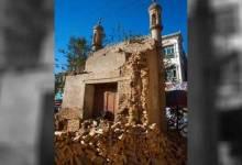 Photo of Laporan ASPI: China Hancurkan Ribuan Masjid di Xinjiang