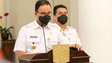 Photo of Gubernur Anies Berlakukan Kembali PSBB Ketat