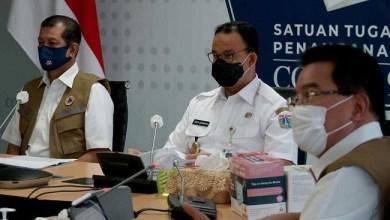 Photo of Soal PSBB, Gubernur Anies Selalu Konsultasi dengan Pemerintah Pusat